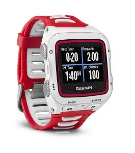 Voici la deuxième robe pour cette montre GPS Garmin Forerunner 920 XT. © Garmin