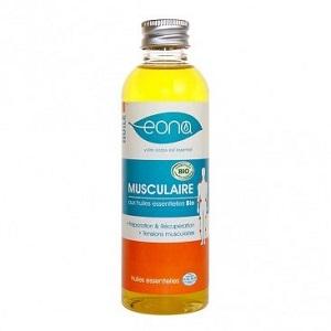 Cette huile musculaire apaisera vos tensions après l'effort. © Eona