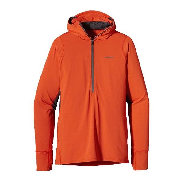 veste patagonia orange