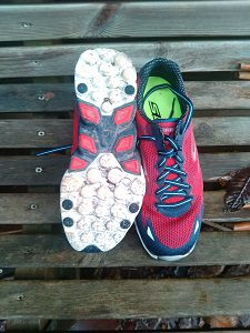 les chaussures Skechers Go Run 4