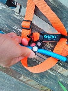 aimant ceinture running Source