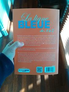 4ème de couverture la Ligne Bleue de A à Z