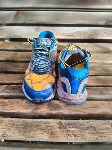 Test chaussure de trail Columbia Montrail Caldorado II UTMB