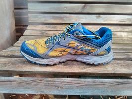 Test chaussure trail Columbia Montrail Caldorado II UTMB