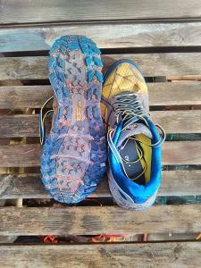 crampons chaussure trail Columbia Montrail Caldorado II UTMB