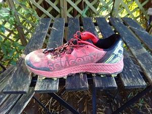 Test chaussure Saucony Koa ST