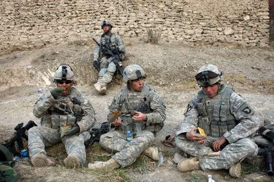 Surpoids des militaires GI