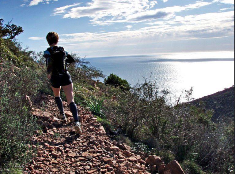progresser en course à pied avec les côtes