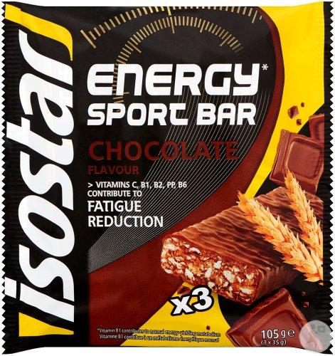 Barres énergétiques Isostar