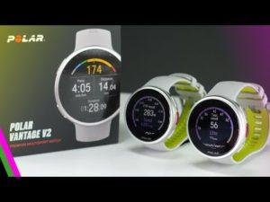 La montre Polar Vantage V2