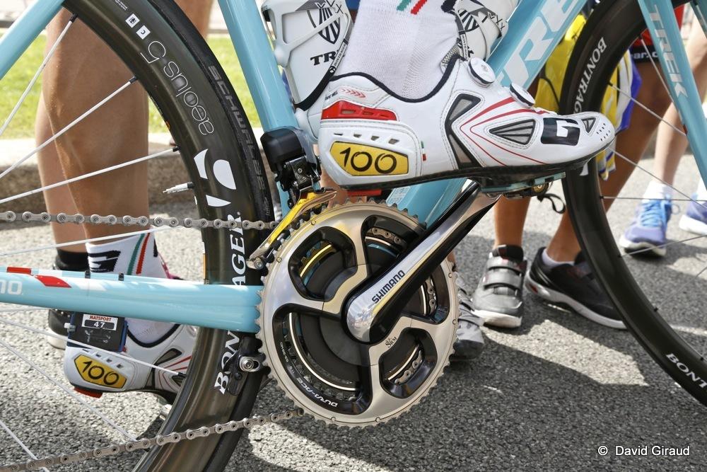 Pédale pour vélo de route