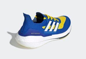 Adidas Ultraboost 2021 bleu