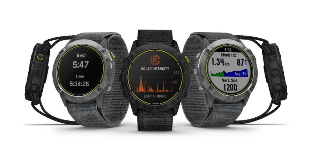 Montre Garmin Enduro