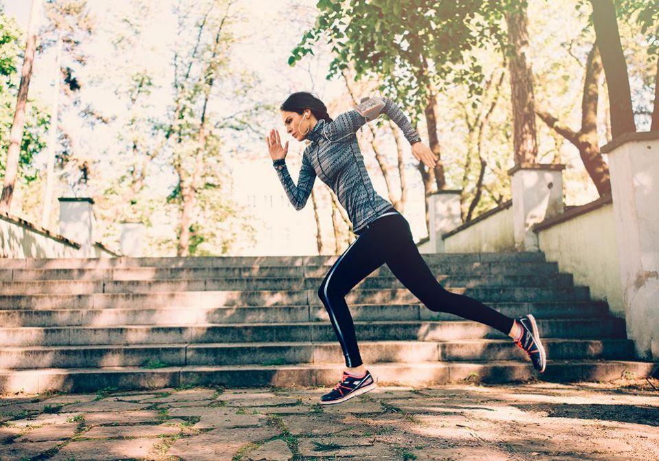 Ischio jambiers en course à pied