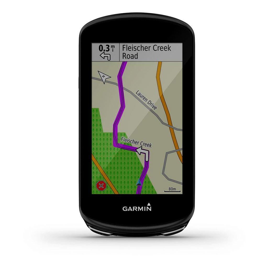 Compteur GPS pour vélo