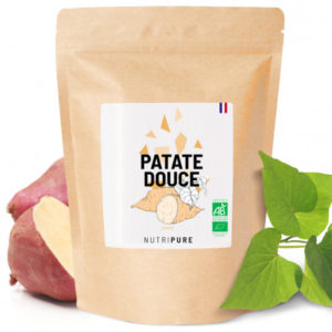 Poudre patate douce
