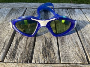 Test lunettes Aquasphère Kayenne