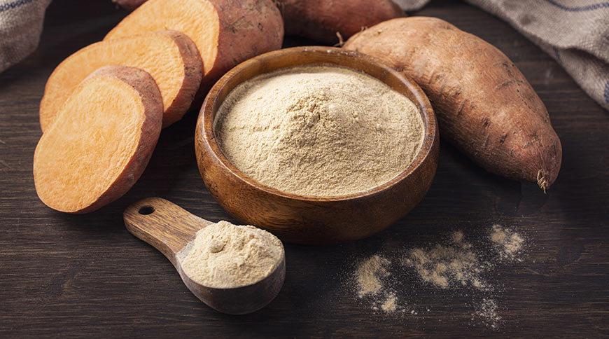 Tests et avis sur la farine de patate douce