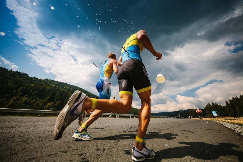 Affûtage pour les sportifs