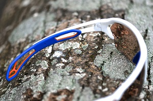 Ces lunettes de soleil Cébé S'Track Pro ont été étudiée avec le trailer Sébastien Chaigneau. © Testeurs Outdoor