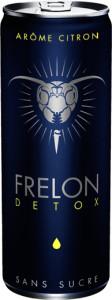 Frelon Detox : Voilà la canette, elle vous fait penser à quel autre marque ?