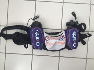 Voilà une ceinture Oxsitis, le modèle pour les femmes plus précisément. © Testeurs Outdoor