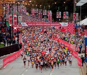 Préparer le marathon de Chicago, cela vous tente ? © runningusa.org