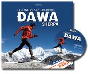 Livre Dawa Sherpa : Il est disponible sur la boutique du Chapitre.com avec les frais de port offerts !