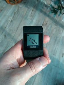 Montre Fitbit Surge mode course