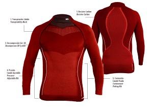 Vous ne trouverez pas facilement cette tenue Sport HG en France... © Sport HG