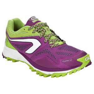 Le modèle femme des chaussures de trail Kapteren XT4