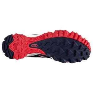 Côté semelles externes, cette chaussure Kapteren XT4 a de gros crampons...