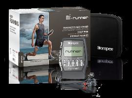 Appareil electrostimulation Compex Runner © Compex