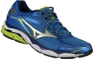 Vous trouverez facilement ces chaussures running chez nos partenaires. © Mizuno