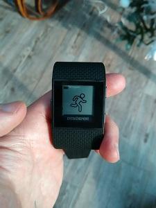 Montre Fitbit Surge et entrainement