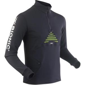 © Site Officiel : Trail Run Humdinger, le tee shirt hiver X Bionic