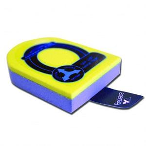 5 grammes pour ce pad qui se veut avant tout dynamique. © Raidlight