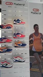 Voilà les nouveaux modèles de chaussures Kalenji running. © Testeurs-Outdoor