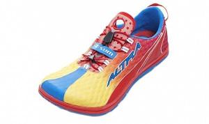 Vous désirez faire du triathlon avec des chaussures de la marque Altra ? Voilà le modèle qu'il vous faut ! © Altra