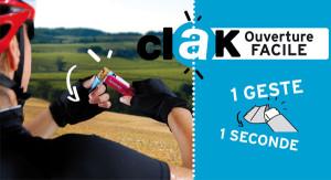 Aptonia Clak : le système d'ouverture en image.