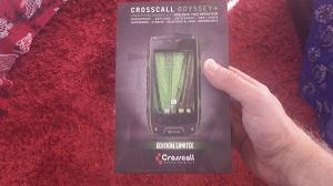 Vite Vite !!! Dépêchons nous d'ouvrir la boite de ce Crosscall Odyssey + @ Testeurs Outdoor