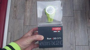 Voilà cette montre Running Timex dans sa boite. © Testeurs-Outdoor