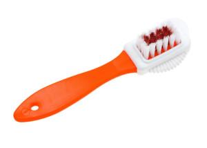 Entretien chaussures : Voilà une brosse que vous pouvez utiliser. © Ragnarocks - Fotolia.com