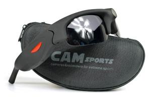 Lunette camera sport : J'ai commandé le modèle identique mais en blanc.