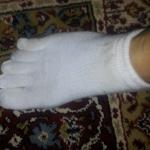 Toe Toe : les chaussettes du test