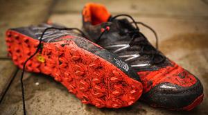 Voila la chaussure de trail North Face qui a été utilisée pour ce test. © Testeurs Outdoor