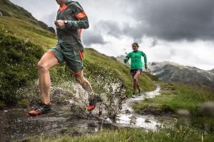Prêt à affronter les éléments extérieurs avec cette chaussure de trail ? © The North Face