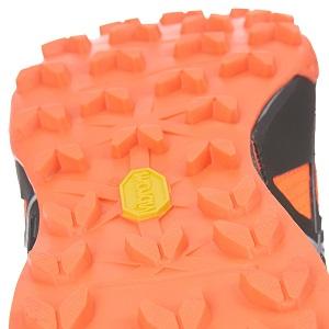 Vous trouverez cette chaussure de trail North Face avec ces crampons chez notre partenaire. © North Face