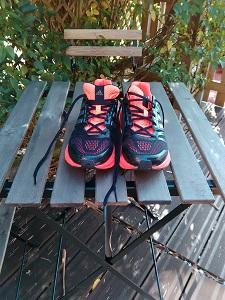 Le chaussant est un plus large sur cette chaussure running Adidas. © Testeurs Outdoor