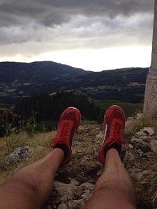 Elles ont un look sympa ces chaussures Altra, non ? © Testeurs Outdoor